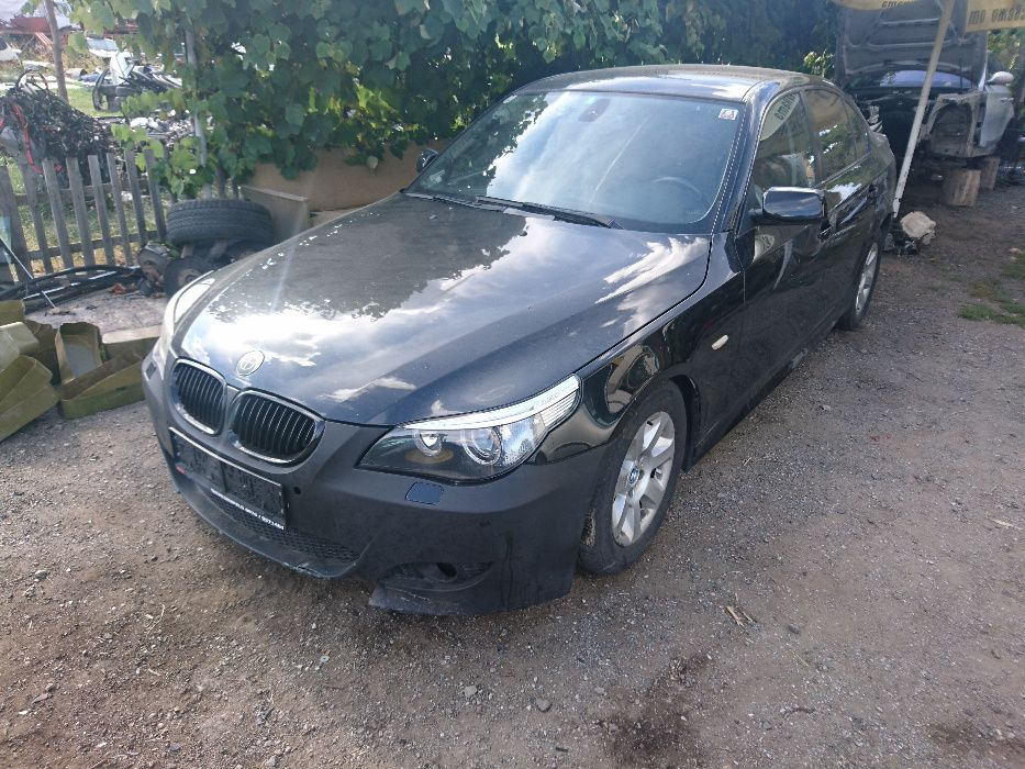 БМВ Е60 525д 177коня на части BMW E60 525d 177hp