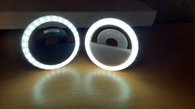 Продам мини селфу лампы