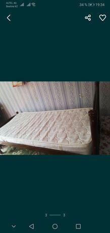 Кровать дерево 2шт