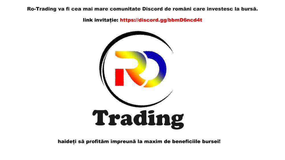 RO - Tarding - comunitate Discord de investitori la bursă! Timisoara - imagine 1