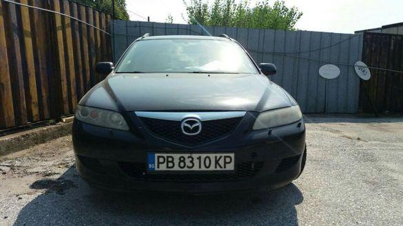 Мазда 6 2.0 дизел на части / Mazda 6