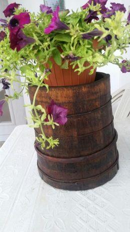 Putina/doaga/toc brinza vintage decor din lemn,peste 50 de ani
