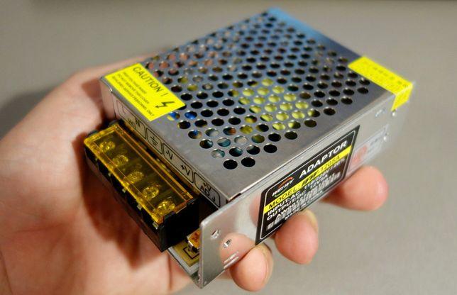 сетчатый импульсный стабилизированный зарядка адаптер блок питания 12В