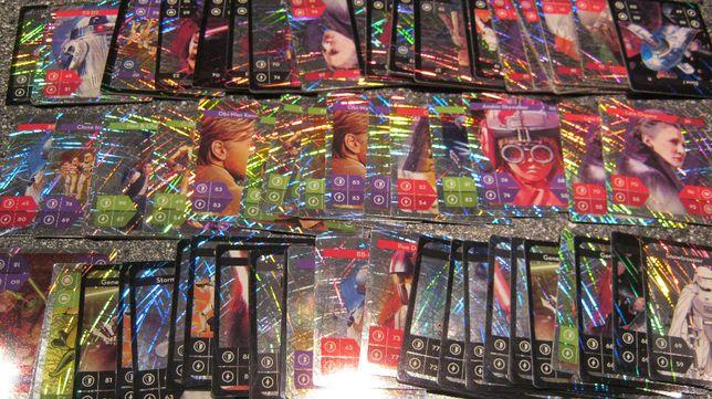 Star Wars,cartonase speciale,holograme...