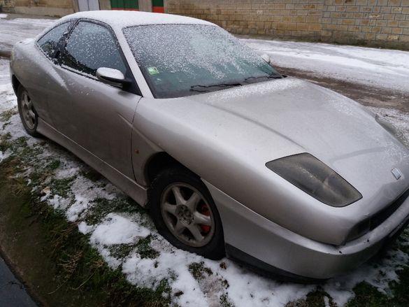 фиат купе 1.8 16 в 131 к.с. на части fiat coupe
