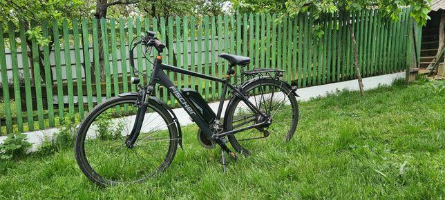 Vând bicicleta Fischer electrica