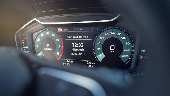 Ceasuri bord digitale/Virtual Cockpit Audi A1 model 2019-2020