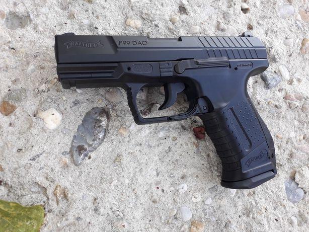 REDUCERE Upgradat 4.5j cel mai puternic Walther P99 Dao pistol airsoft