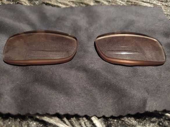 Японски бифокални диоптрични стъкла