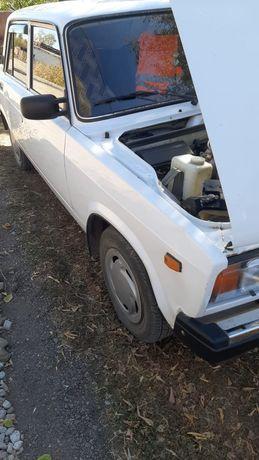 Продам автомобиль ВАЗ2107 (кузов седан, инжекторная, задний привод)