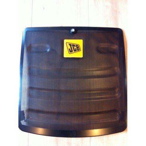 Grila fata motor cu logo-ul - JCB 3CX, 4CX 331/08180