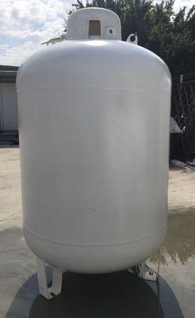 Rezervor GPL - 1000 L, VERTICAL/ORIZONTAL - import Italia* NOU