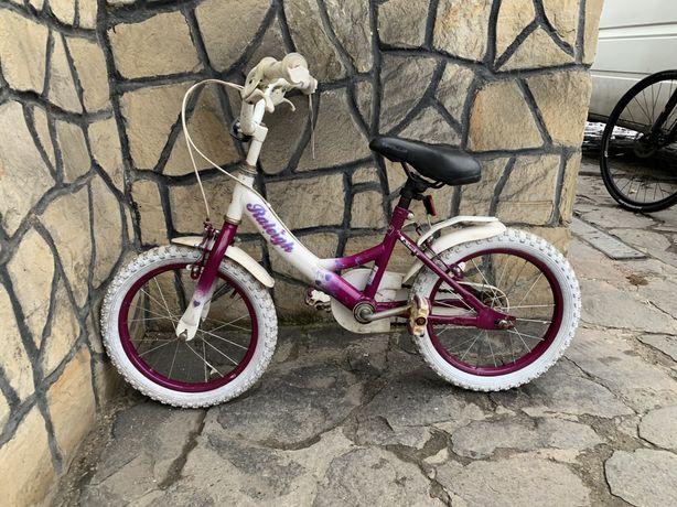 "Bicicleta copii Raleigh roti 16"""