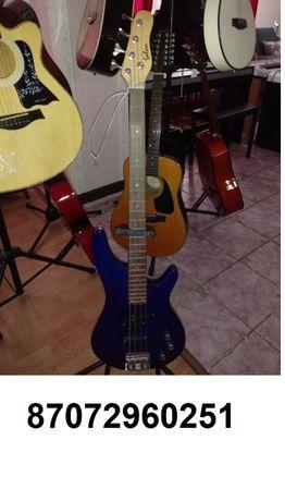 Продам новую бас гитару Salon