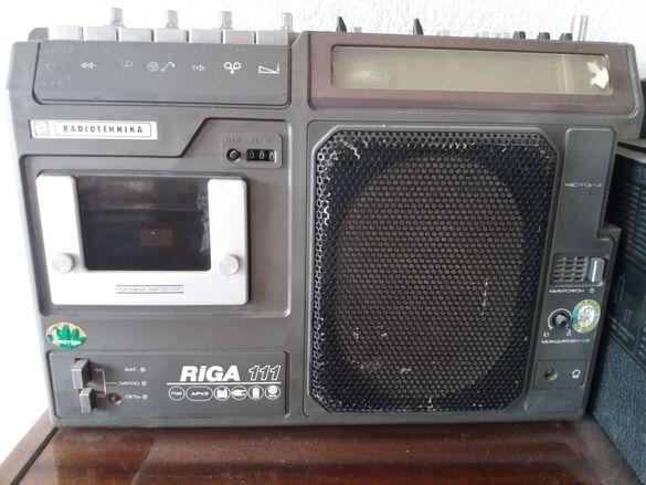 Радиокасетофон RIGA 111