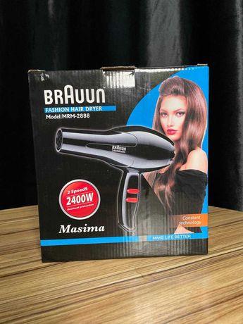 Фен BRAUN 2400W Фены для укладки волос Фены