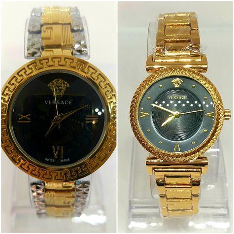Дамски ръчен часовник Versace, луксозен, стилен Версаче часовник
