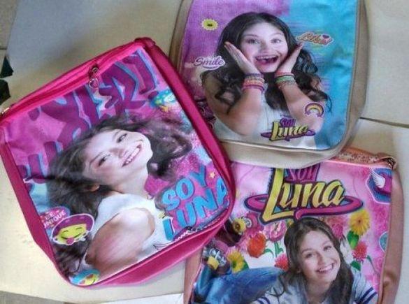 Детски чанти със soy luna