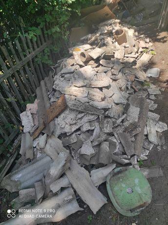 Строительный мусор. Самовывоз