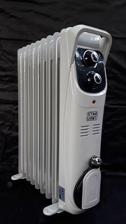 Calorifer electric cu ulei 9 elementi 2000 W, Temostat, NOU - 160 Lei