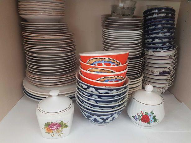 Продам тарелки  разные