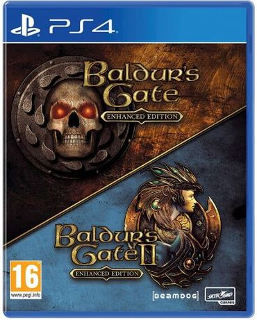 [ps4] ! Най-НИСКА Цена ! НОВИ Baldur's Gate I & II: Enhanced Edition