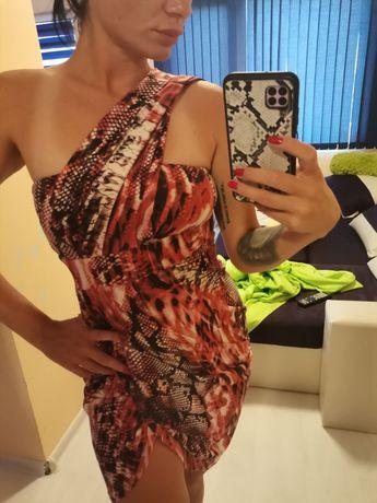 Лятна рокля размер с/м