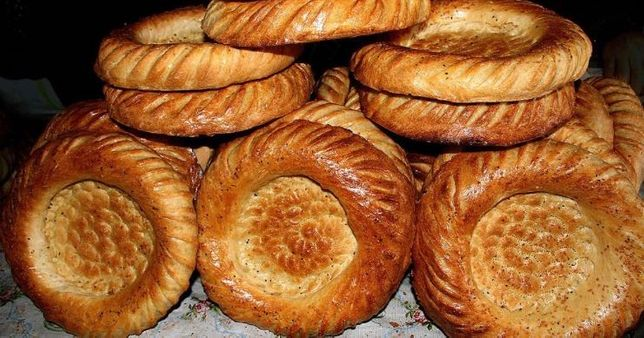 Хлеб , лепешка реализация