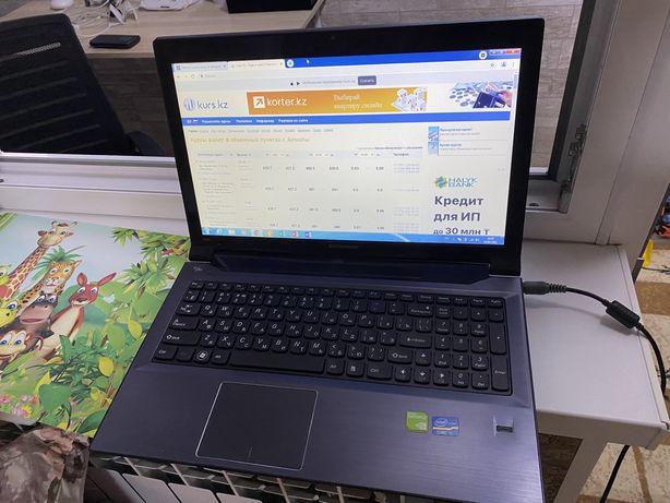 Lenova ноутбук