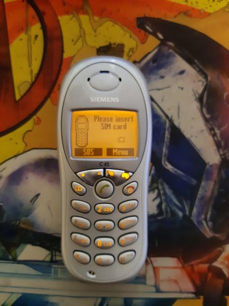Telefon mobil Siemens C45