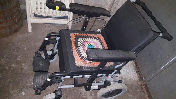 Ел.инвалидна количка