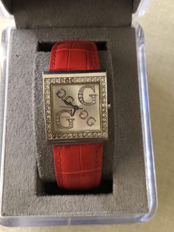Ceas de dama marca Guess, original, curea din piele