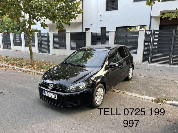 Volkswagen golf 6 inmatriculat 1.6TDI 135cp E5 2012 KM REALI ,DOTAT‼️