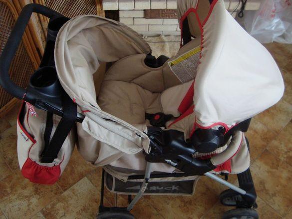 Бебешка количка hauck shopper