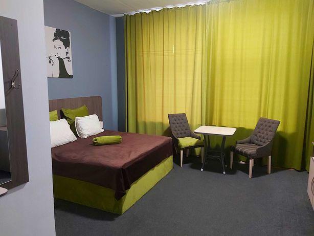 Новая чистая гостиница в центре на Макатаева 59, 5000/3 часа!