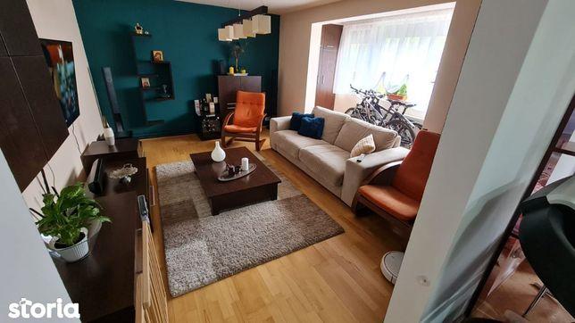 Apartament 4 camere decomandat - 81mp - Gheorghe Lazar - 115.000 euro.