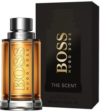 Оригинал ! - Hugo Boss The Scent EDT 100 мл.