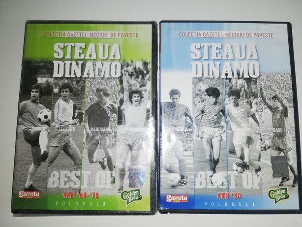 Best OF Steaua Dinamo Vol. 1 si 2 ('60 '70 '80)