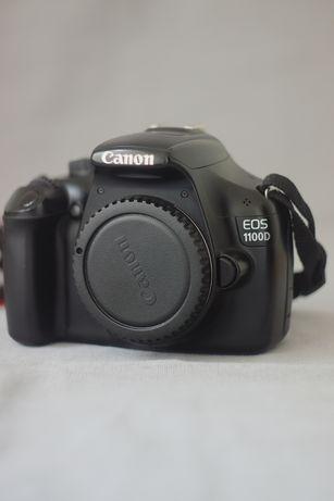 Продам Canon 1100d  kit 18-55 mm