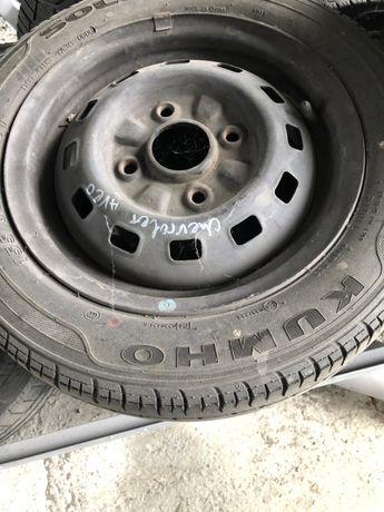 Железни джанти Chevrolet Aveo 4x100 13