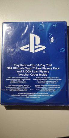 Joc Playstation Fifa ultimate team, rare players pack, SIGILAT!