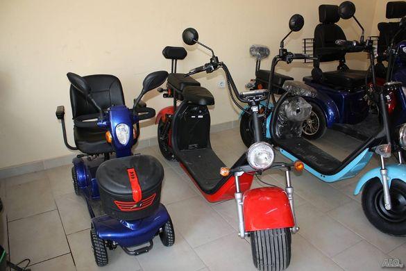 Електрически скутери Harley-Davidson чопъри и триколки 1500W мод.2021г