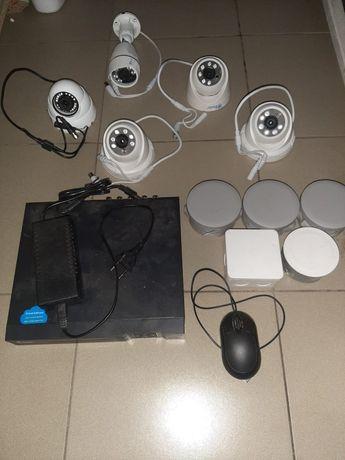 Продам видеорегистратор и камеры