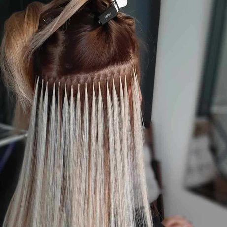 Продажа и наращивание волос итальянский кератин, профессионально