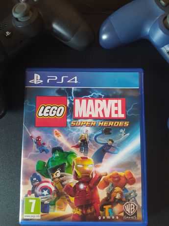 Продам диск lego marvel