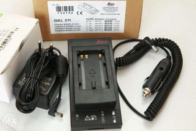 Зарядное устройство Leica GKL211