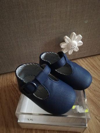 Papuci bebeluș mărimea 16
