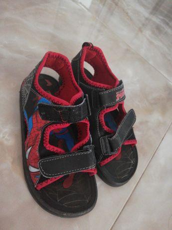 Детски сандали спайдермен