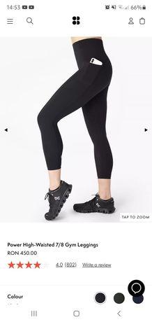 Pantaloni fitness dama