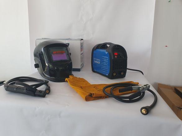 Електрожен 250А + маска Volt electric Електрожен